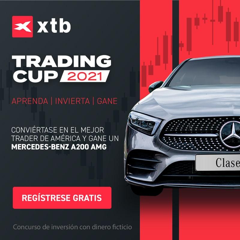 xtb trading cup